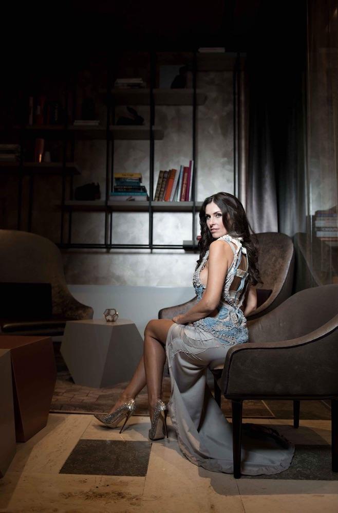 als Model für Mila Cardi (C) Ella Don