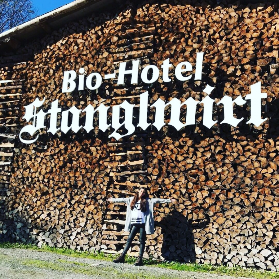 Jeanny loves Bio-Hotel Stanglwirt
