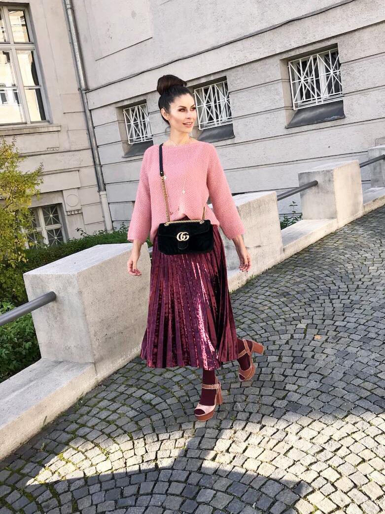 Trend 2017: Pumps/Sandalen und Söckchen