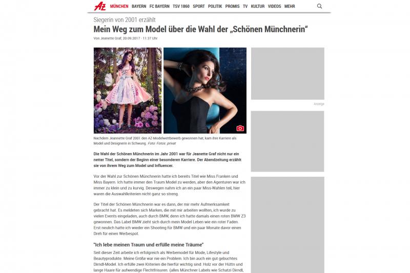 20.09.2017 / Abendzeitung