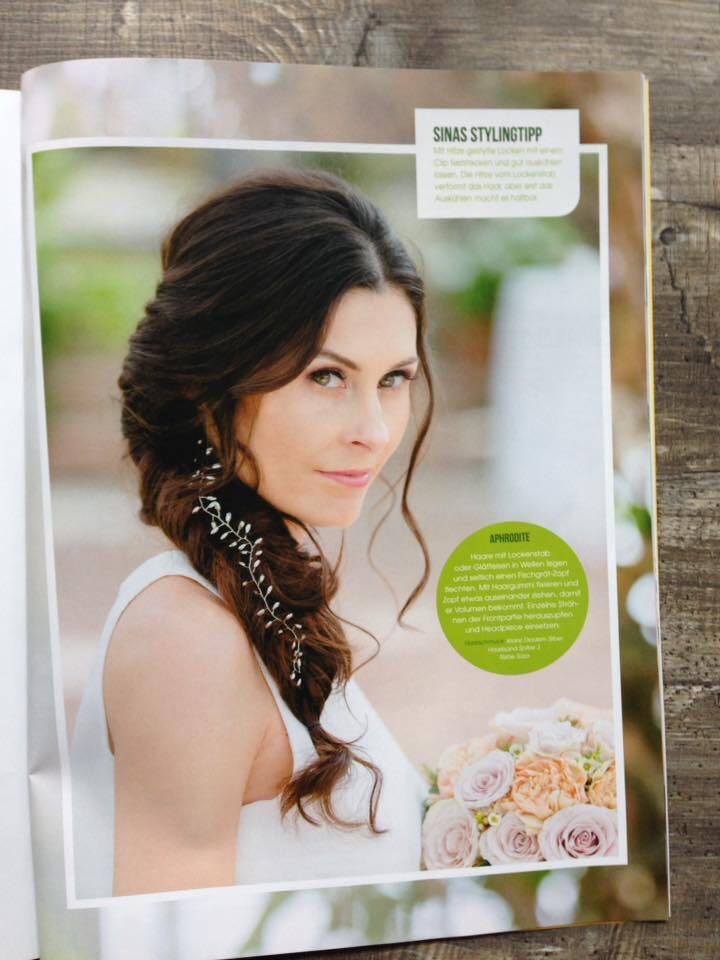 Jeanny im Marrymag Magazin