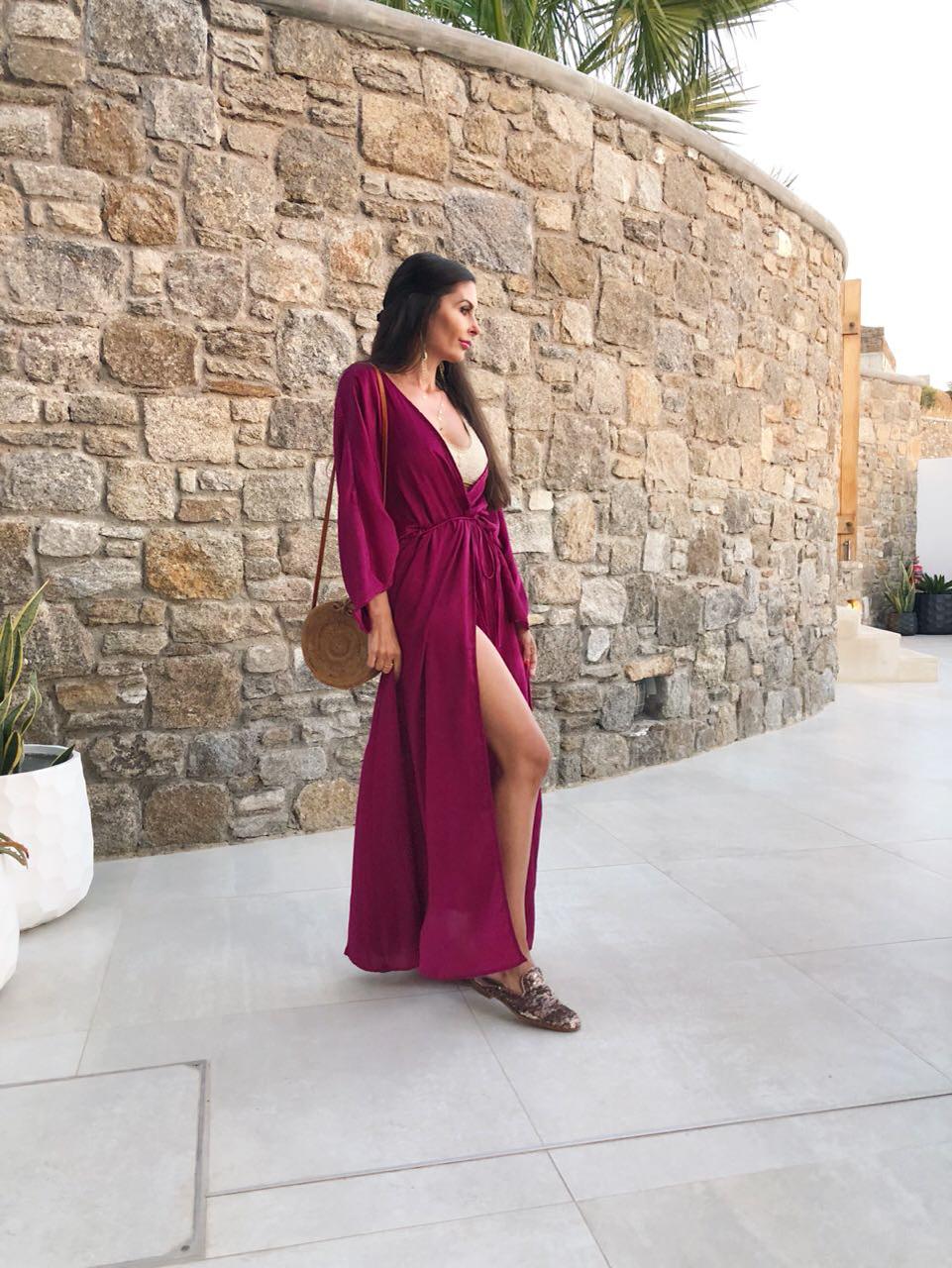 Look 5: Kleid Nakd