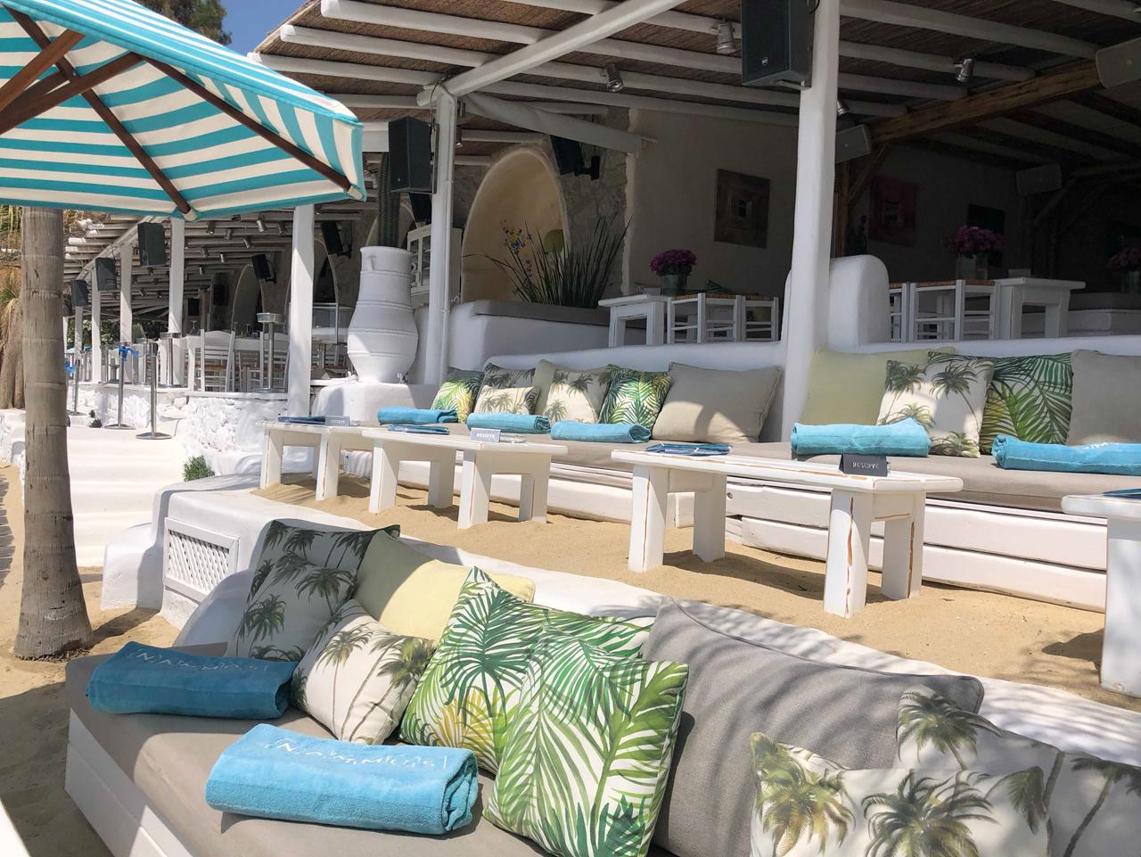 Nammos Beachclub
