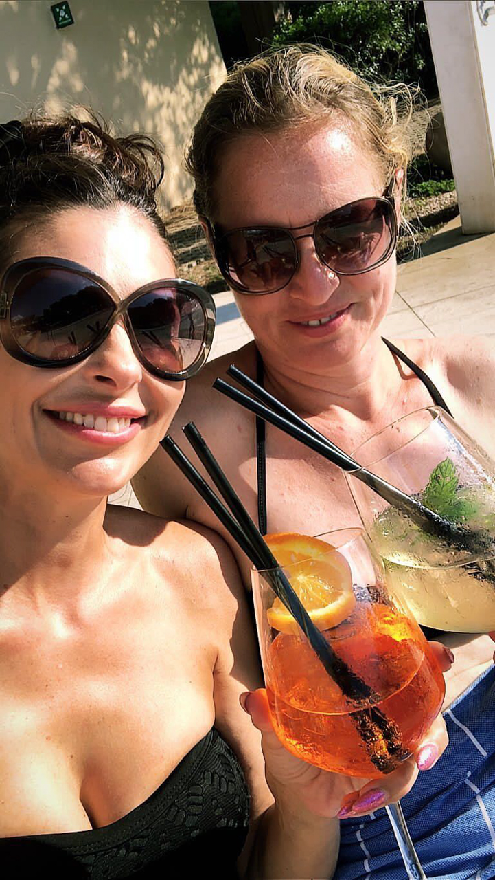 Grüße aus Sardinien - Jeanny & Diana