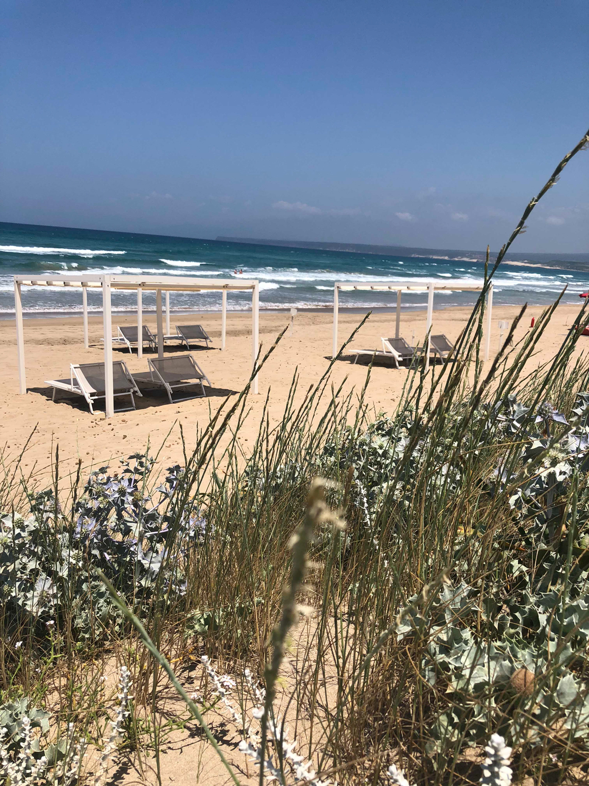 Jeannys's Sardinien Urlaub