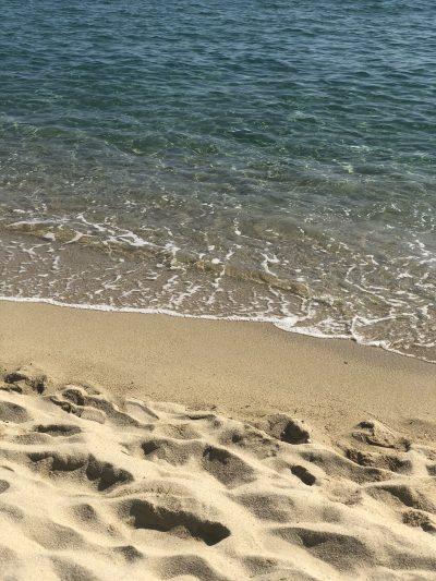 Saint Tropez / La Plage des Salins