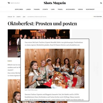 23.09.2018 / Shots Magazin