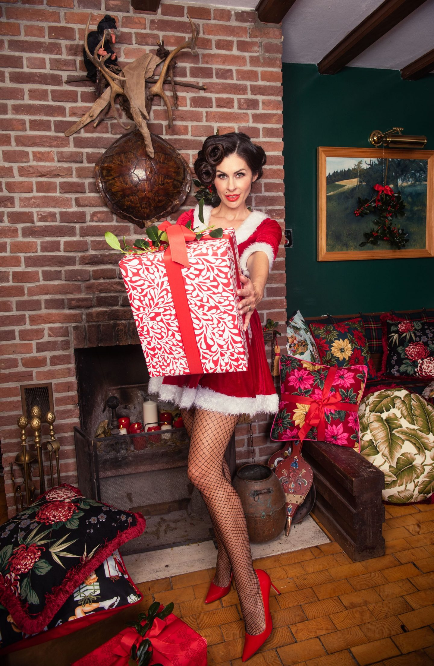 Ich wünsche euch Frohe Weihnachten / (c) Maria Strehl Photography