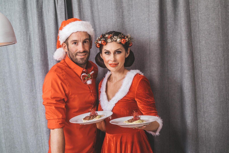 Jeannette Graf und Chriz Bauer