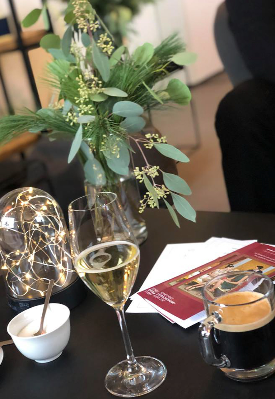 VIP Lounge / (c) Maria Strehl