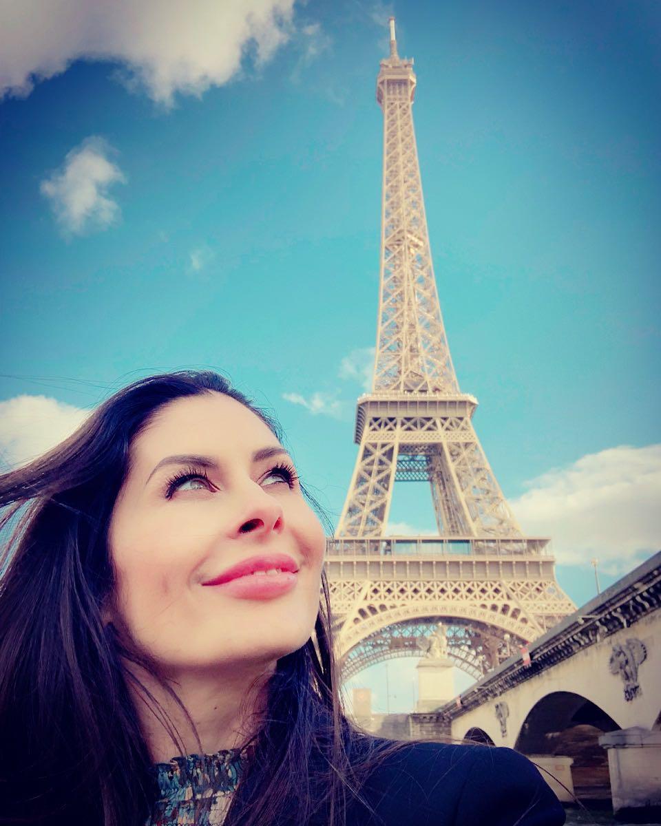 Jeanny in Paris!