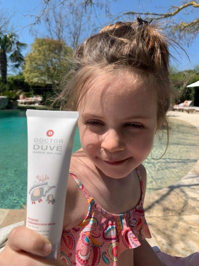 Sonnenpflege von Doctor Duve Babies&Kids