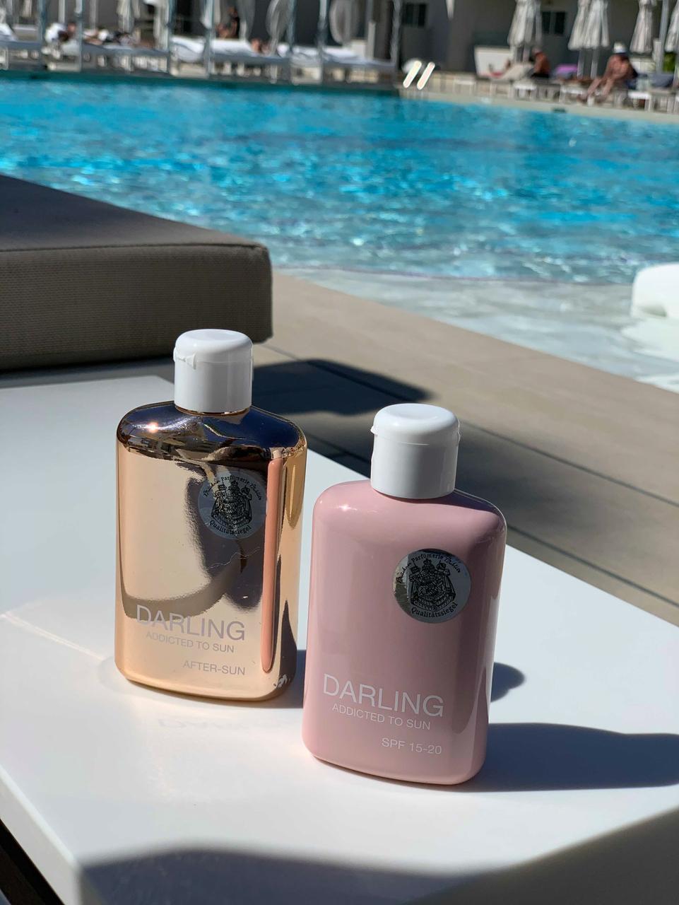 Sonnenschutz von Darling/Parfümerie Brückner