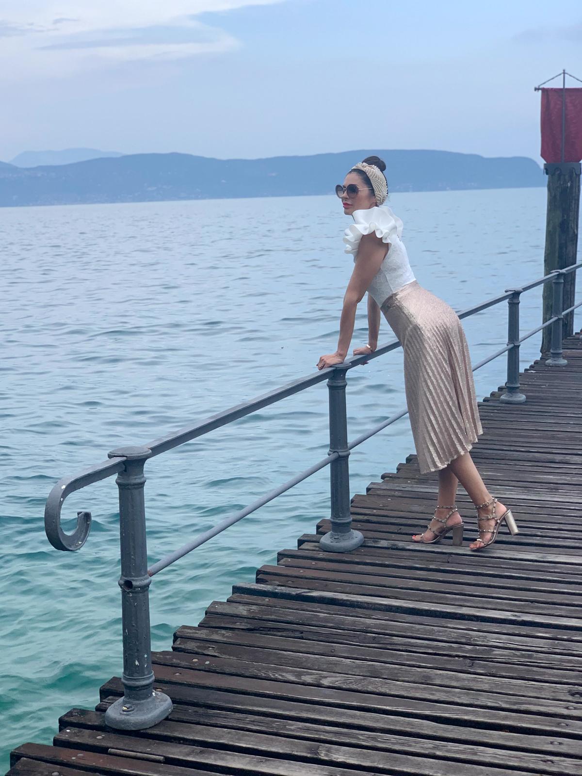 Jeanny am Gardasee
