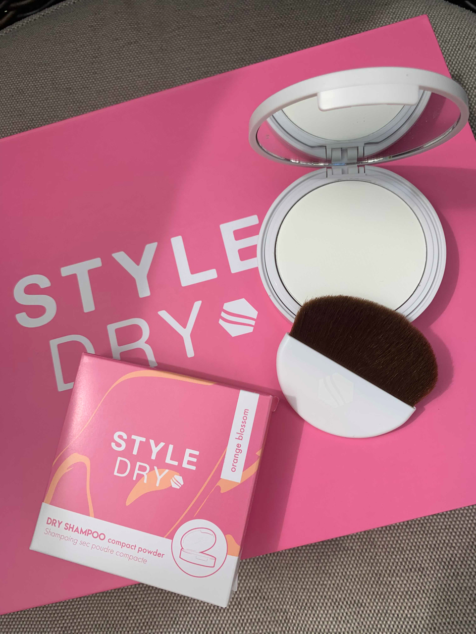 Style Dry in der Box