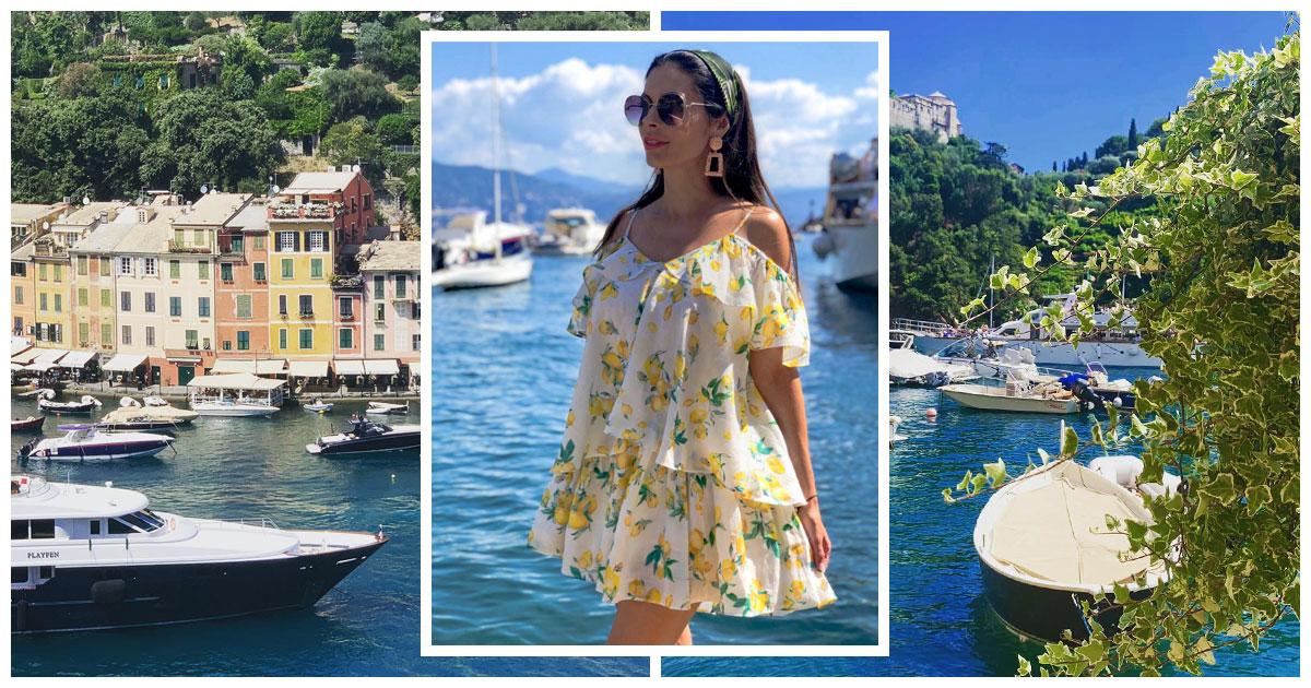 Portofino, das malerische Dorf an der ligurischen Küste
