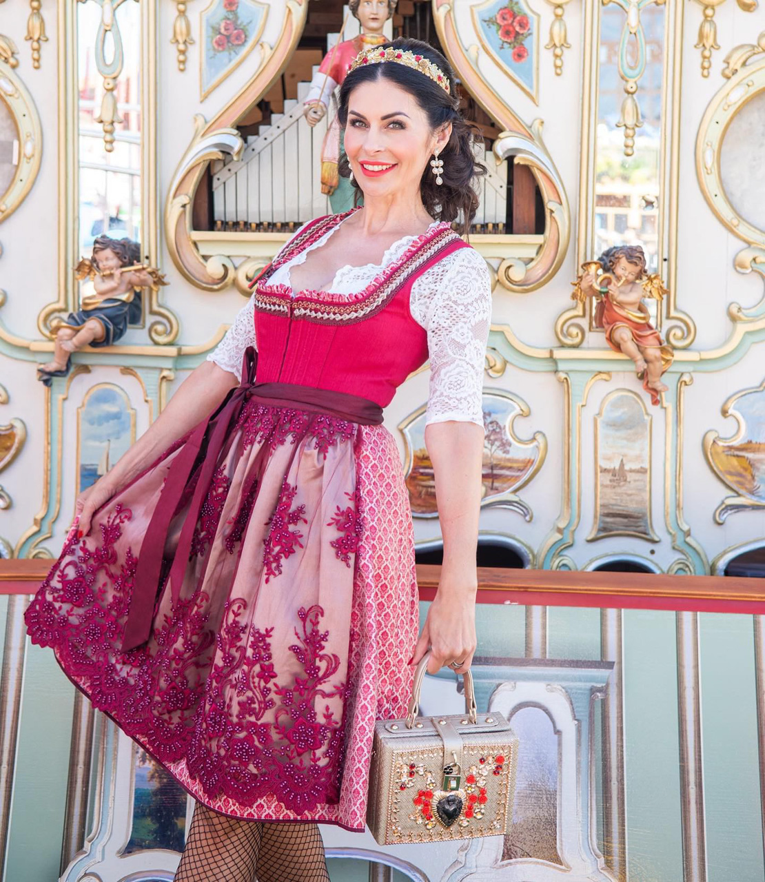 Dirndl: Daller Tracht, Foto: Maria Strehl Photography