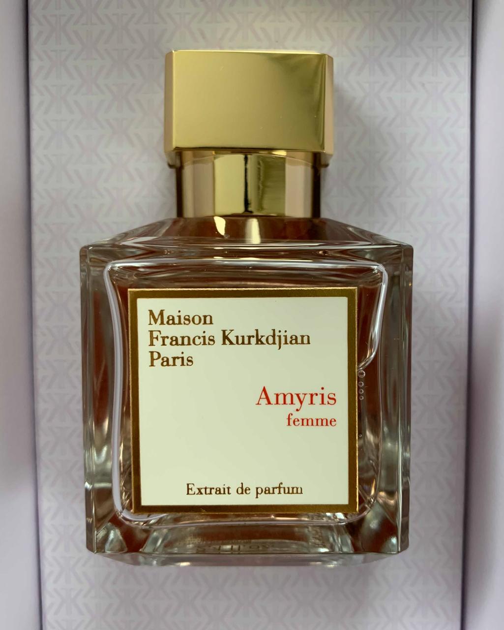 Maison Francisis Kurkdjian – Amyris Femme