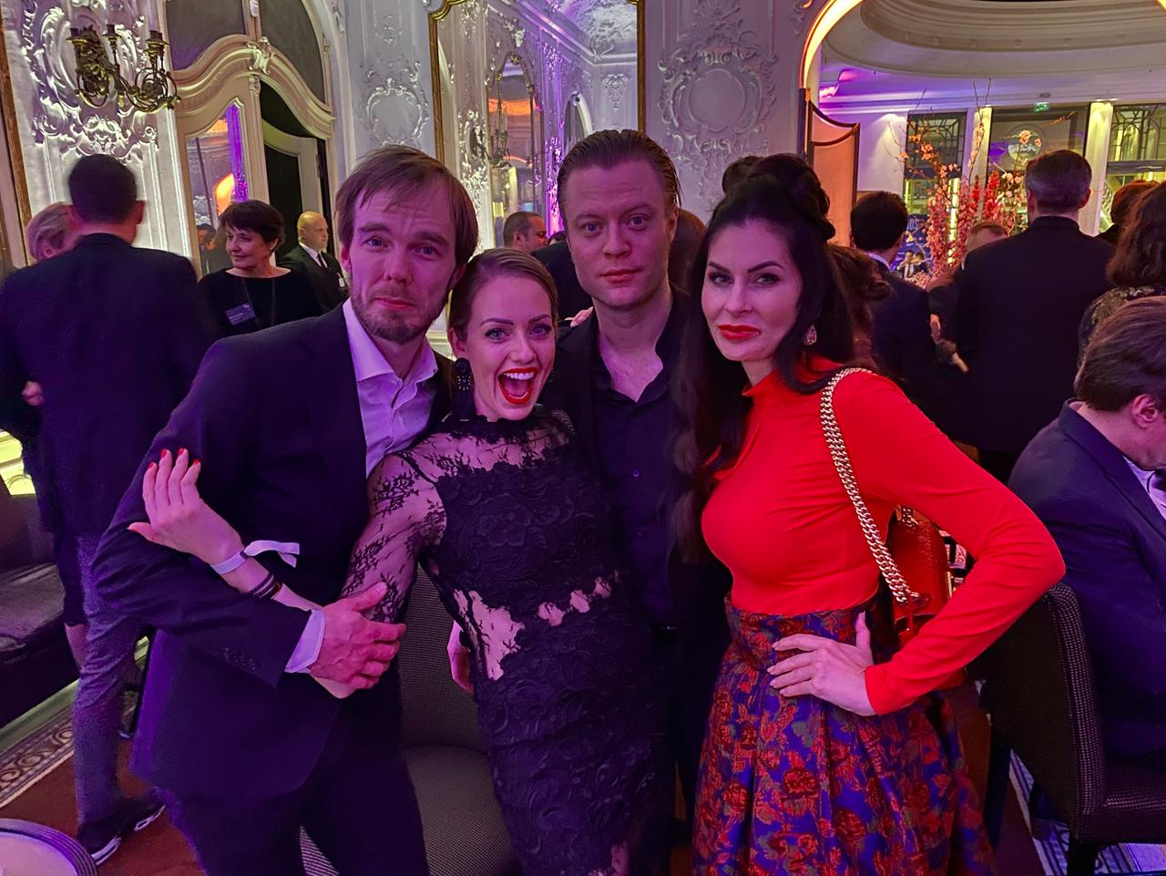 Mit Kathrin Stoll und der Band Mandodiao
