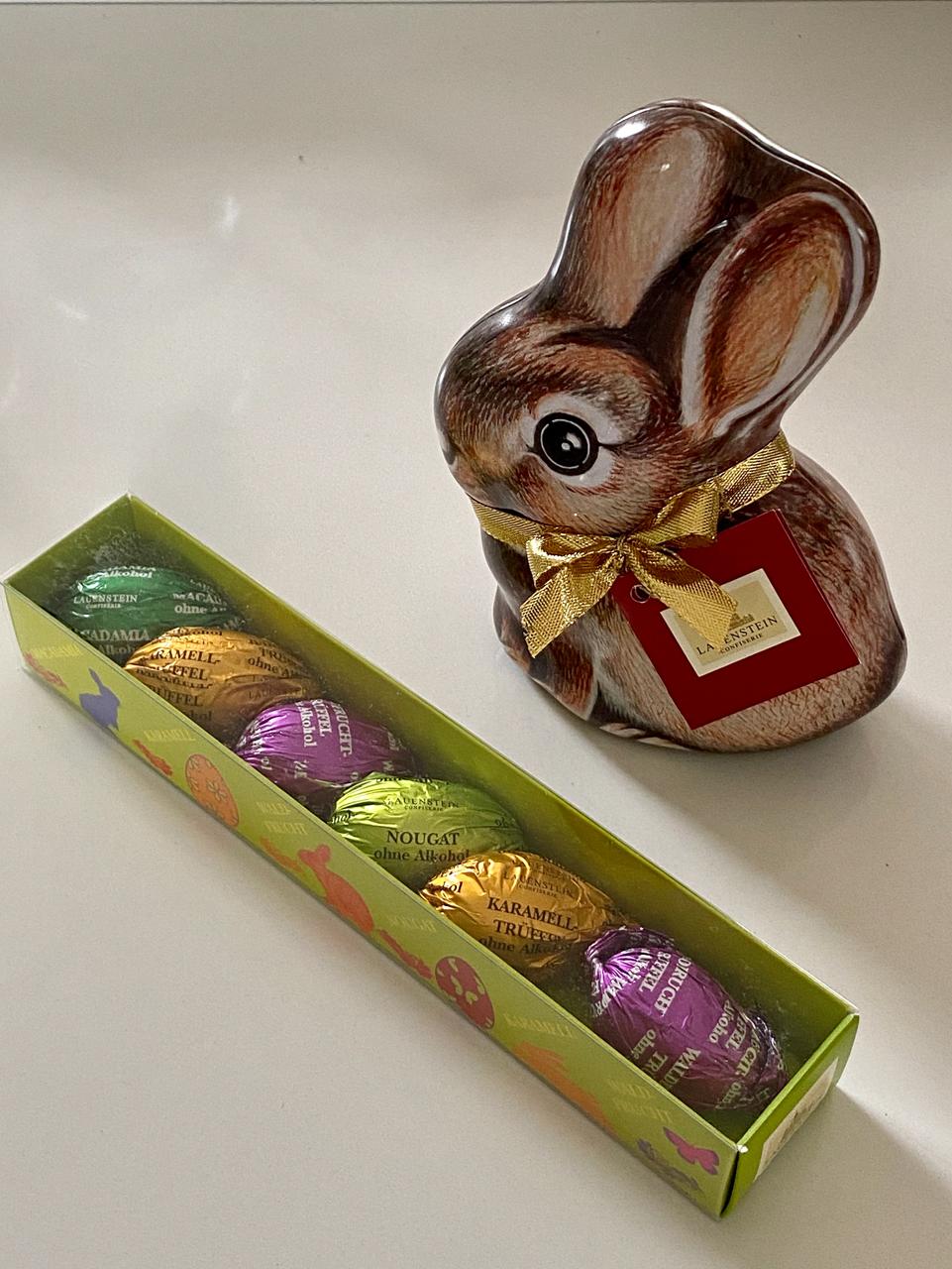 Lauenstein Schokolade für Ostern