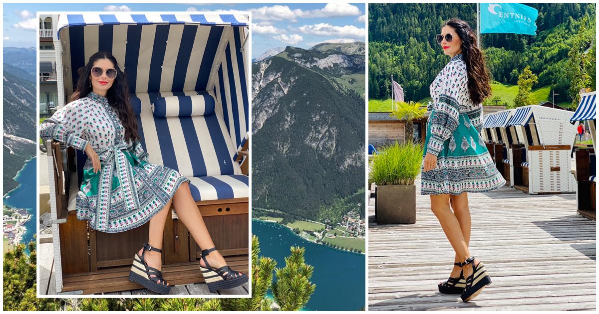 So schön ist der Sommer am Achensee in Tirol