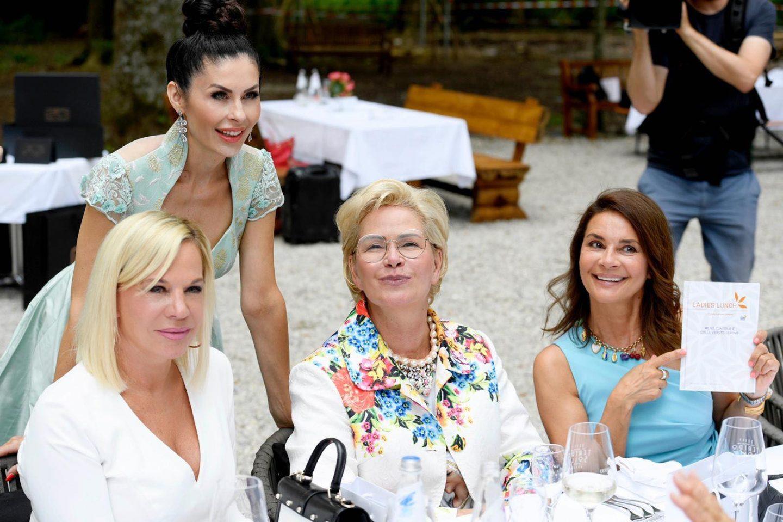 Mit Gitta Saxx , Claudia Effenberg, Birgit Fischer-Höper / Foto (c) Michael Tinnefeld