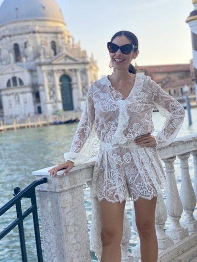Mein Outfit in Venedig